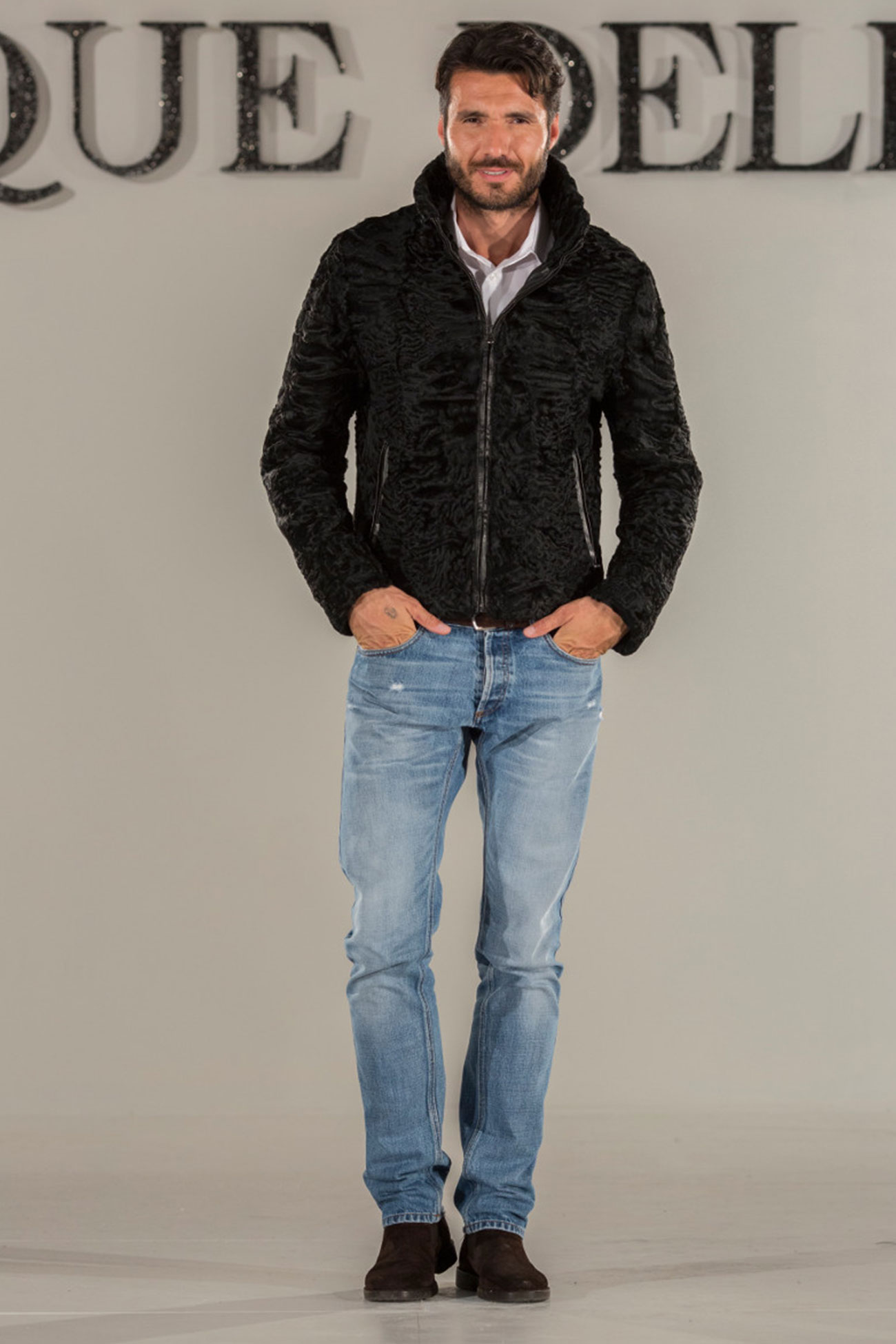 Persian fur jacket