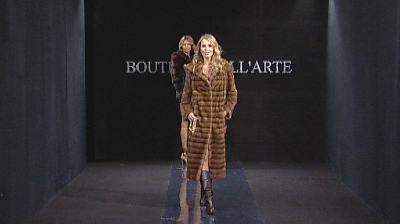 Boutique dell'Arte-fashion show